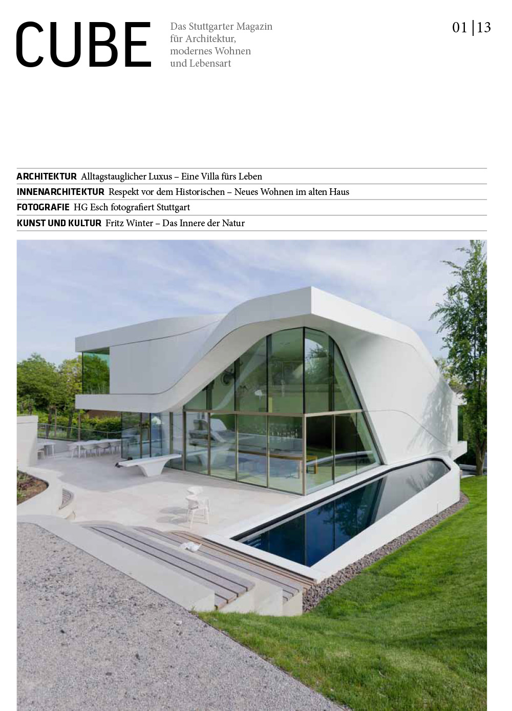 Publications - Alexander Brenner Architects - Villas and Houses