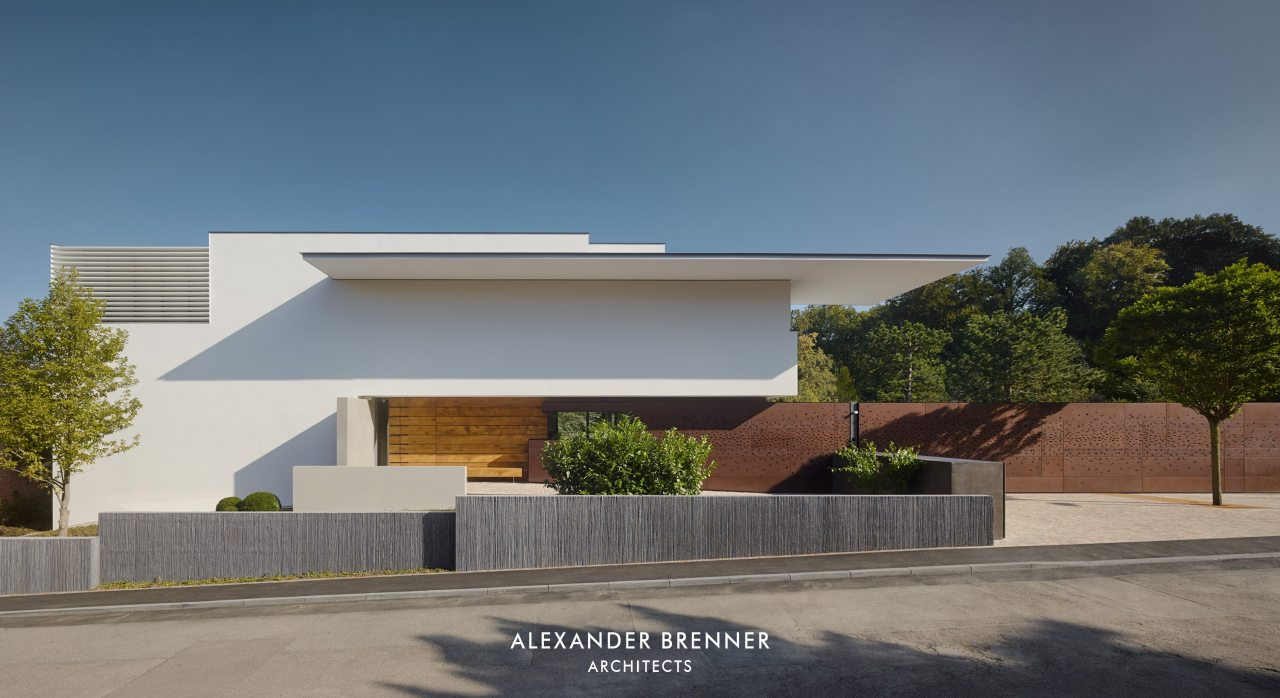 Was Ist Loggia sol house brenner architects