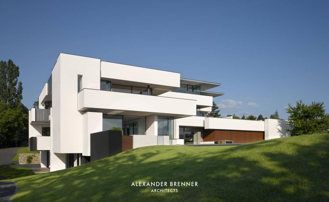 Am Oberen Berg - Alexander Brenner Architects