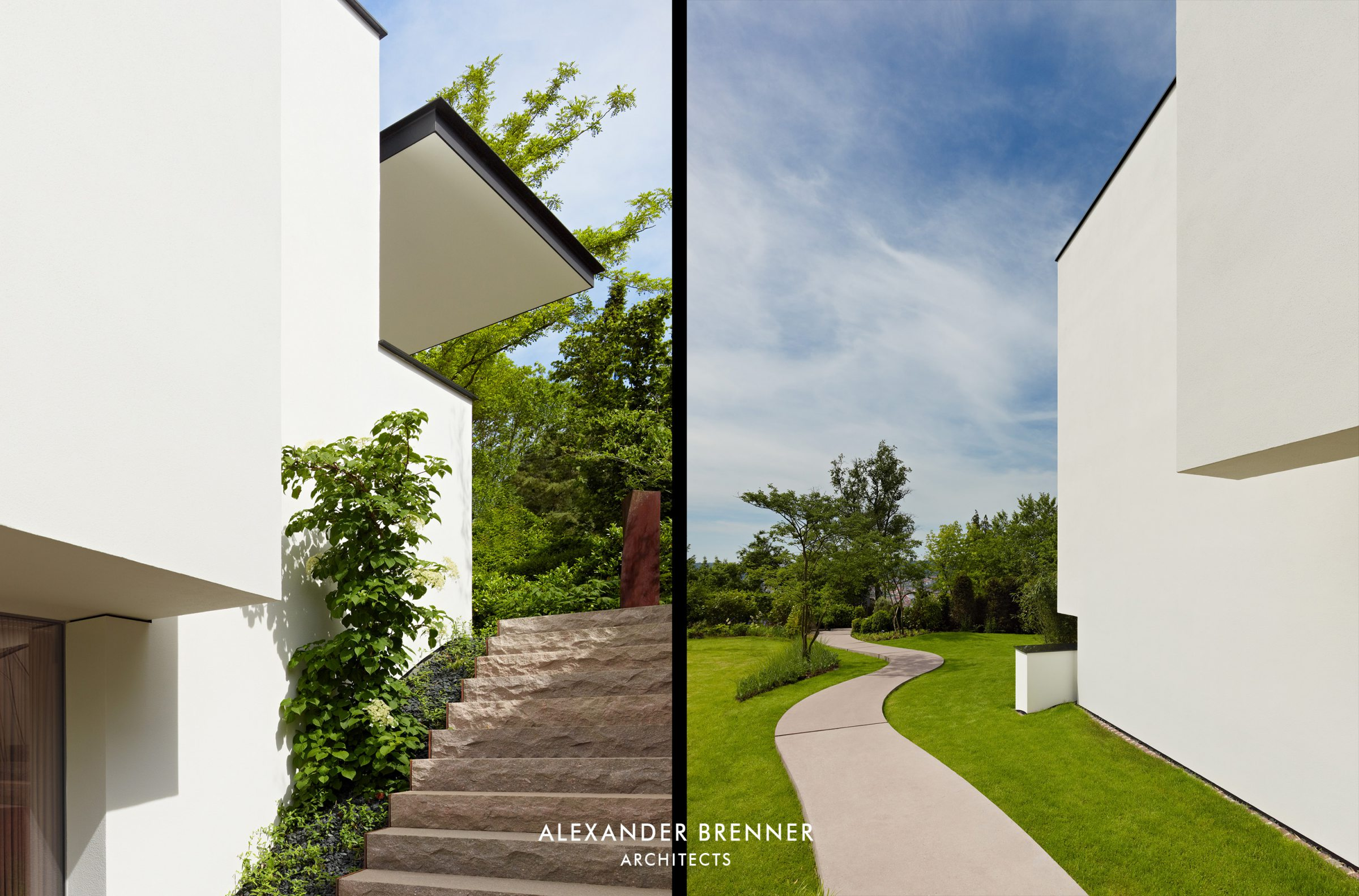 Vista House - Alexander Brenner Architects - Villas and Houses