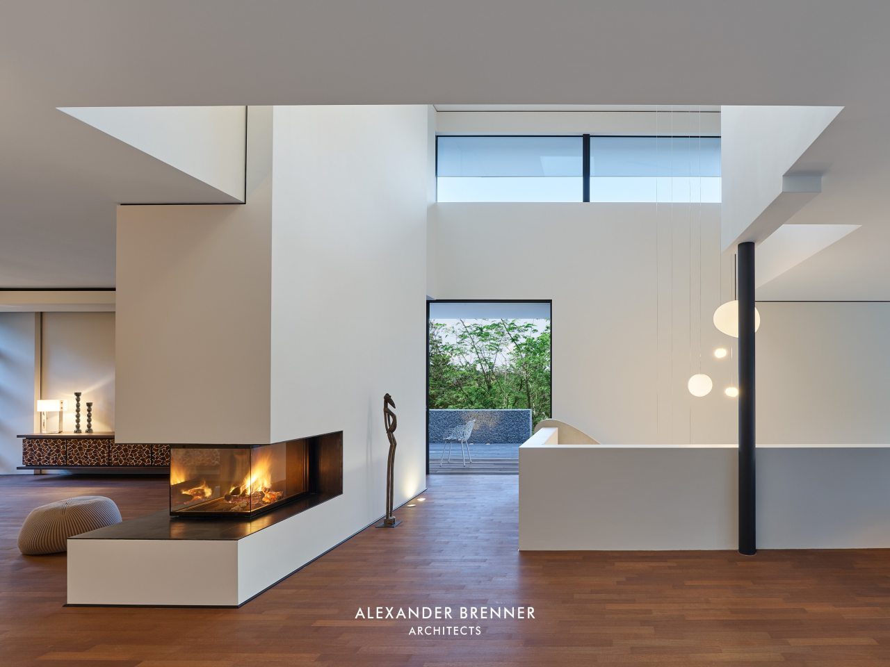 Haus am Wald - Alexander Brenner Architects - Villas and Houses